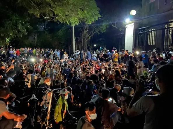 Se triplican protestas públicas en Cuba en últimos cuatro meses de 2020