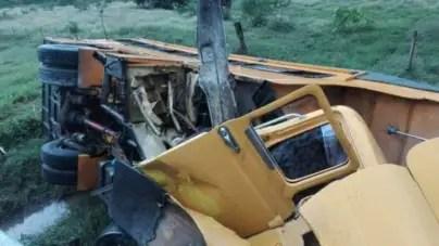 Accidente de tránsito en Camagüey deja 38 lesionados
