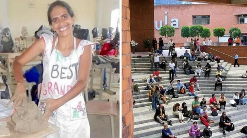 Estudiantes de Universidad mexicana rechazan acoso contra Anamely Ramos