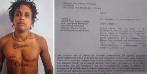 Ocho meses de prisión: auto judicial confirma sentencia contra Denis Solís