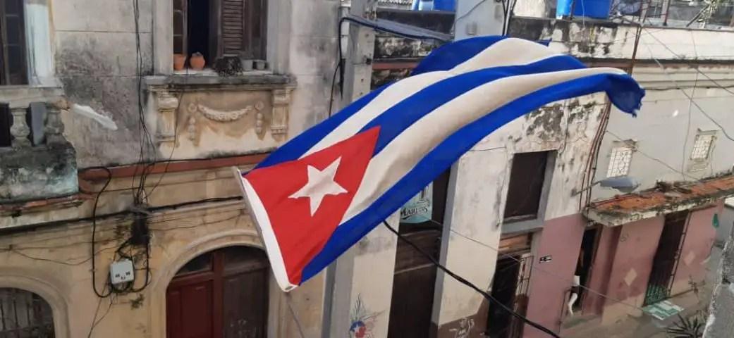 cuba bandera cubana cubano movimiento san isidro