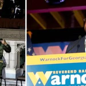 Candidato a Senado por Georgia fue pastor de iglesia que acogió a Castro