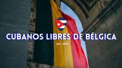 Convocan a manifestación contra el régimen cubano en Bruselas
