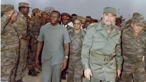 Intervención cubana en Angola: A 45 años de la Operación Carlota
