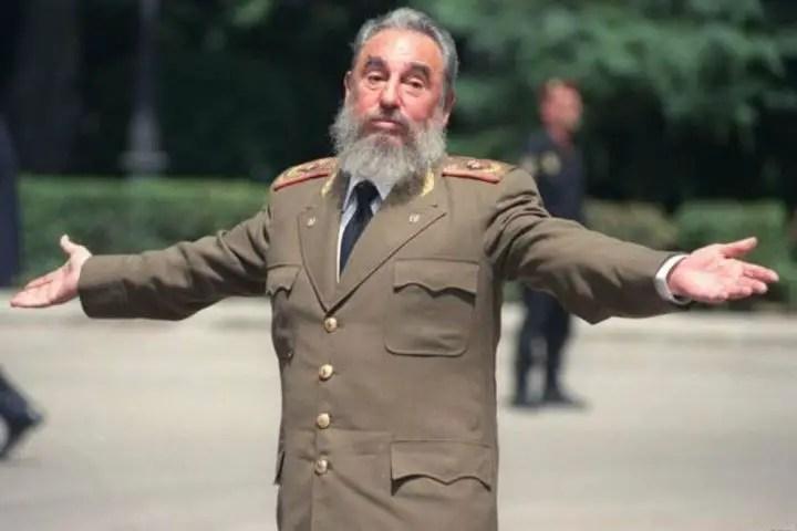 Fidel Castro cuba cubanos ego complejo dictador dictadura comunista revolución