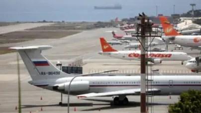 Maduro reabre rutas aéreas con Rusia y Bolivia