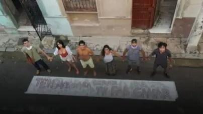 """La suerte de los cubanos se juega en San Isidro, """"territorio libre de Cuba"""""""