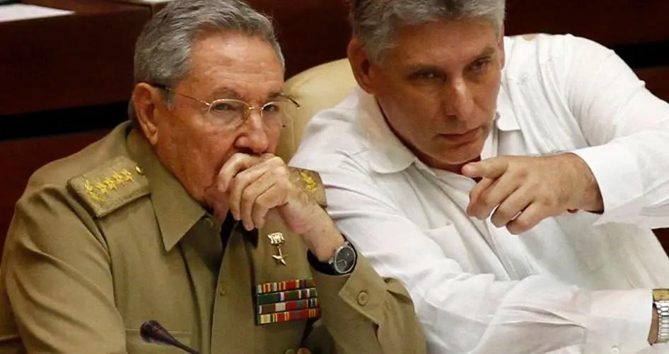 Díaz Canel Cuba congreso PCC