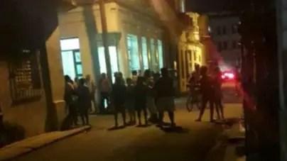 Régimen cubano desaloja a golpes sede del Movimiento San Isidro