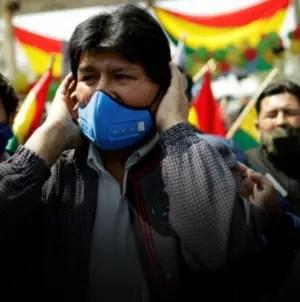 El regreso de Evo Morales