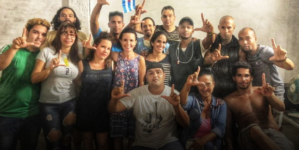 Detienen a miembros del Movimiento San Isidro tras visita a Maykel Castillo