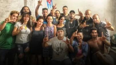 Movimiento San Isidro: susurro poético bajo asedio