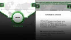 TITAN VPN, nueva aplicación para convertir 300 megas de Bono Nacional en Internet