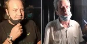 Pérez y Perugorría defienden su presencia en protesta del MINCULT