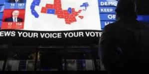 Se atasca la elección en Pensilvania