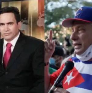 Locutor cubano critica a Díaz-Canel por querer fragmentar al país