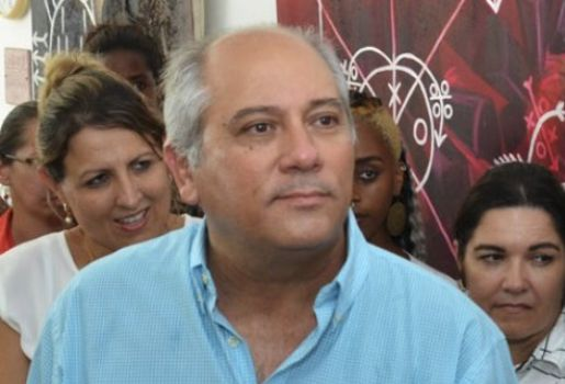Ministro de Cultura Alpidio Alonso arremete contra Movimiento San Isidro