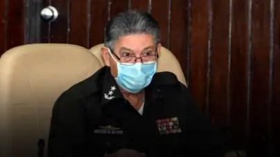 Muere Julio César Gandarilla Bermejo, ministro del Interior de Cuba