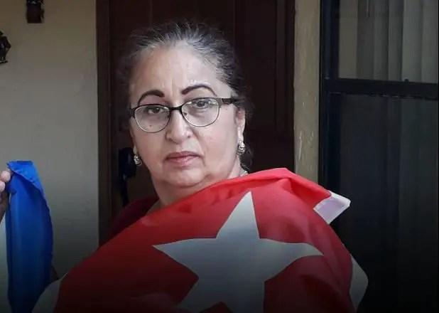 """Miriam Celaya: """"Hay mucho miedo, mucho nerviosismo en la cúpula"""""""