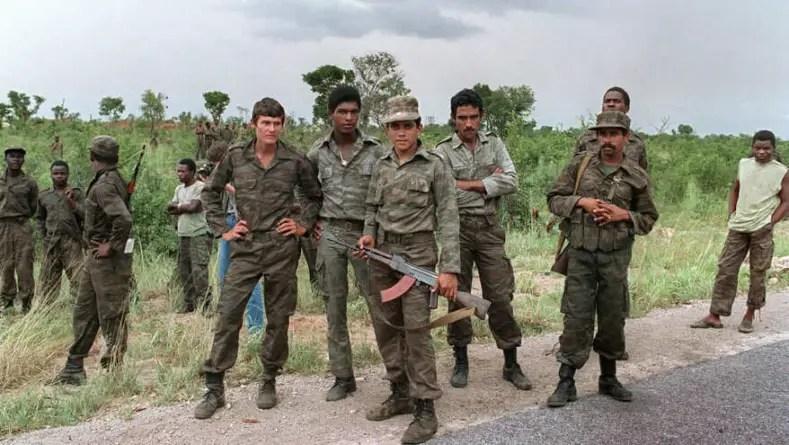 A 45 años del inicio de la aventura angolana