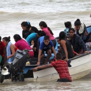 Mueren ahogados 19 venezolanos tratando de llegar a Trinidad y Tobago