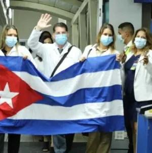 Panamá pagará casi 600 000 dólares mensuales por médicos cubanos