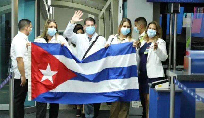 médicos cubanos, Panamá