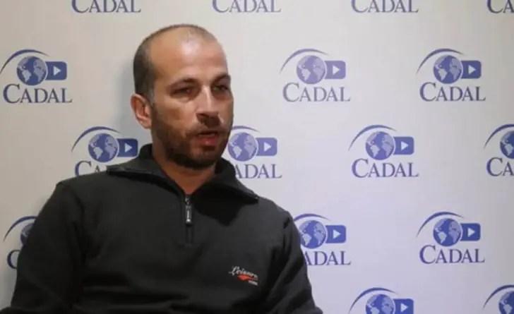 """""""Esto es inaceptable"""": detenido Michel Matos frente a su casa"""