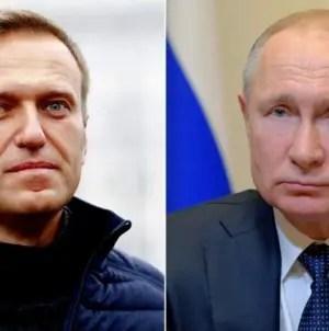Navalny vs. Putin & Co.