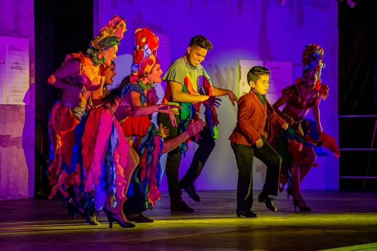 teatro musical Cuba under the Stars