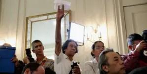 Eurodiputados condenan acoso contra disidentes cubanos