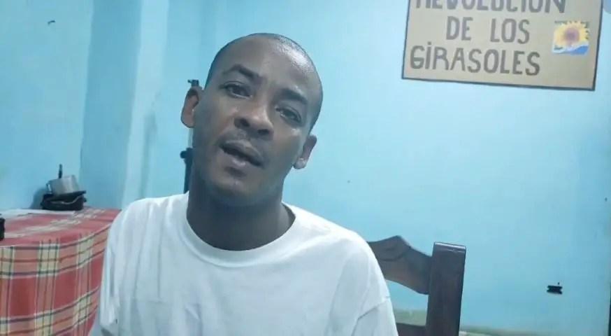 Liberan a preso político Roilán Álvarez Rensoler luego de 30 días en huelga