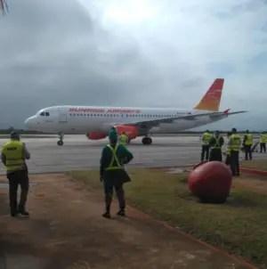 Sunrise Airways reanuda vuelos de Haití a Camagüey
