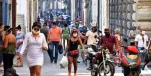 Cuba suma 76 contagios de COVID-19 y mantiene alza de casos activos