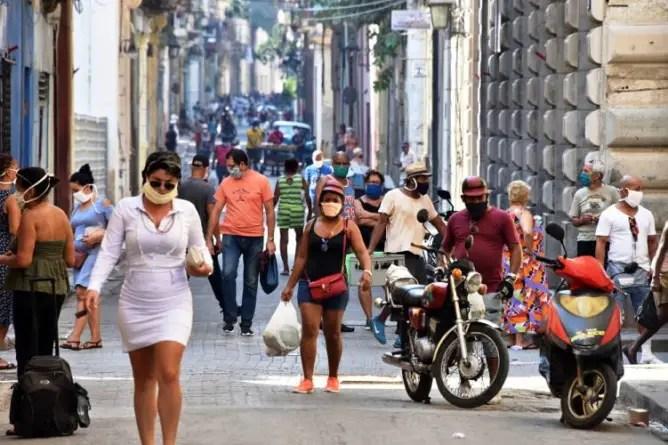 La Habana retrocede a Fase I ante cifras récords de positivos a la COVID-19