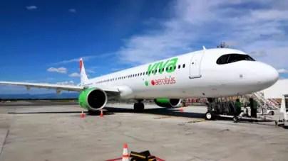 Viva Aerobus opera tres nuevas rutas desde México hacia La Habana