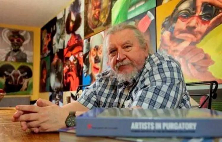 Aldo Menéndez pintor cubano cuba artes plásticas