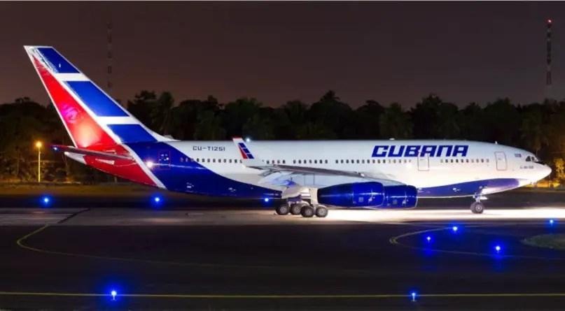 Cubana de Aviación reanudará vuelos a Buenos Aires el 20 de diciembre