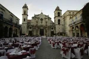 CIMEX, Plaza de la Catedral