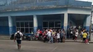 Colas, Escasez de alimentos, Cuba
