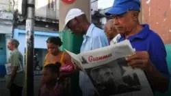 Libertad de prensa: ¿Paraíso perdido?