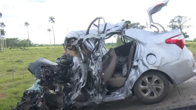 Muere un cubanoamericano por accidente de tránsito en Camagüey
