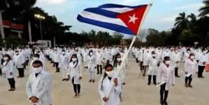 México pide más médicos cubanos para enfrentar segunda ola de COVID-19
