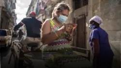 Cuba reporta un muerto y récord de contagios por COVID-19