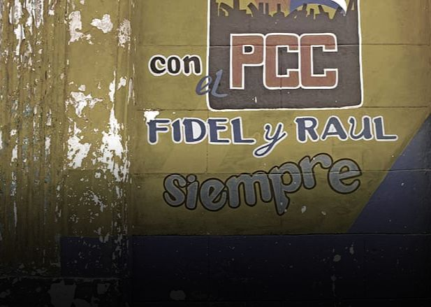 De socialista al régimen cubano solo le queda el discurso