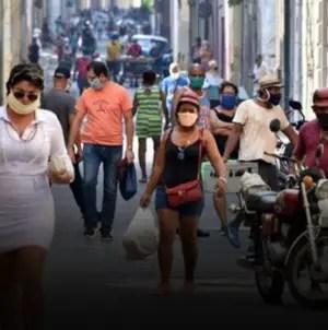 Cuba vuelve a registrar 124 casos de COVID-19