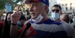 Los cubanos no somos bobos, Díaz-Canel