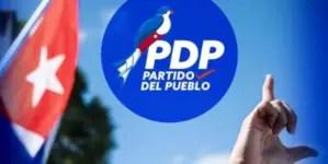 Partido del Pueblo rechaza medidas económicas en Cuba
