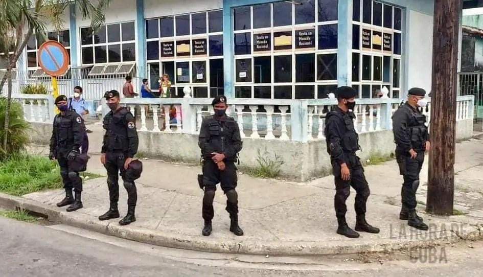Cuba terrorismo régimen