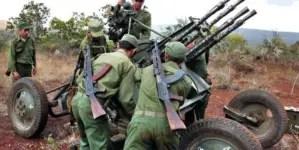 Rusia apuesta por modernizar industria de las armas del régimen cubano